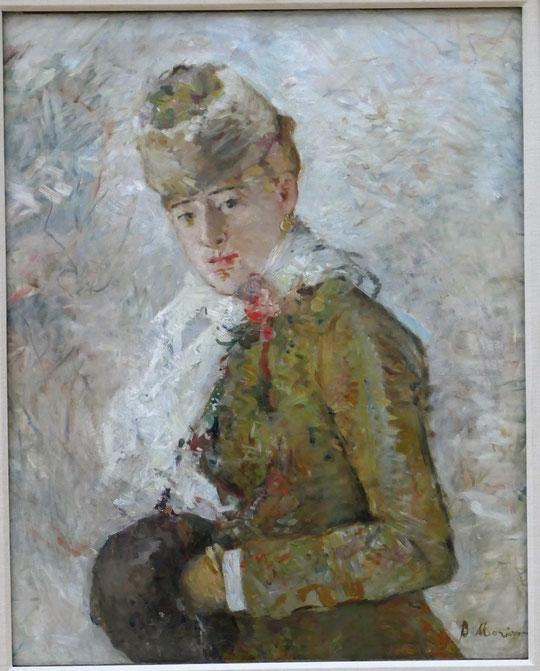 Berthe Morisot : Hiver, 1880