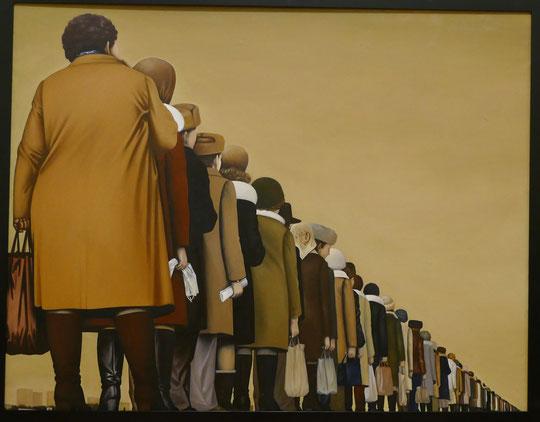 Alexei Sundukov (né en 1952) : la queue