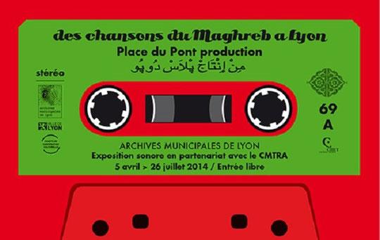 Exposition sonore aux Archives municipales de Lyon
