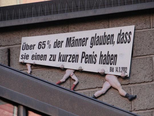 Plus de 65% des hommes croient qu'ils ont un pénis trop court...