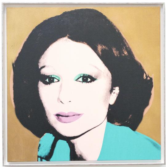 Andy Warhol : Farah Diba