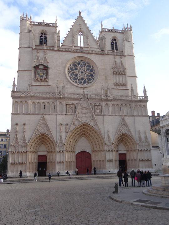 La Cathédrale Saint-Jean (XII-XVe siècle)