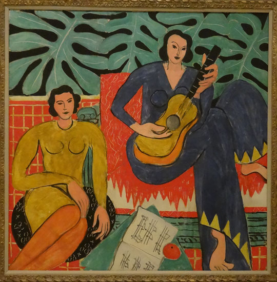 Henri Matisse : la Musique
