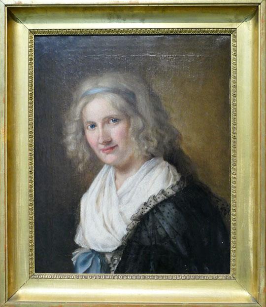Angelica Kauffmann : portrait de Madame Pauli, vers 1780