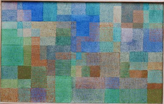 Paul Klee : polyphonie, 1932