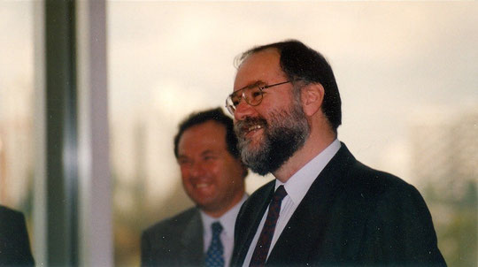 26 octobre 1992, mariage