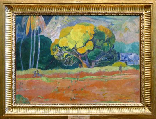 Paul Gauguin (1848-1903) : Fatata te Mouà