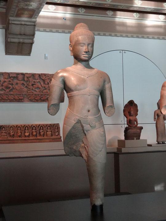 Shiva, (Angkor, approx. 975-1025)