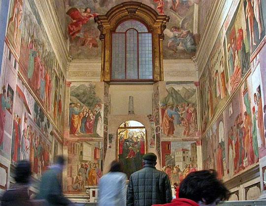 La Chapelle Brancacci