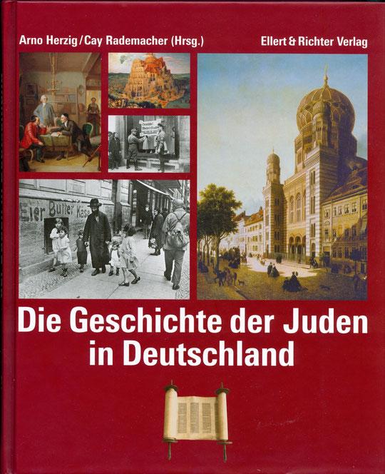L'histoire des Juifs en Allemagne