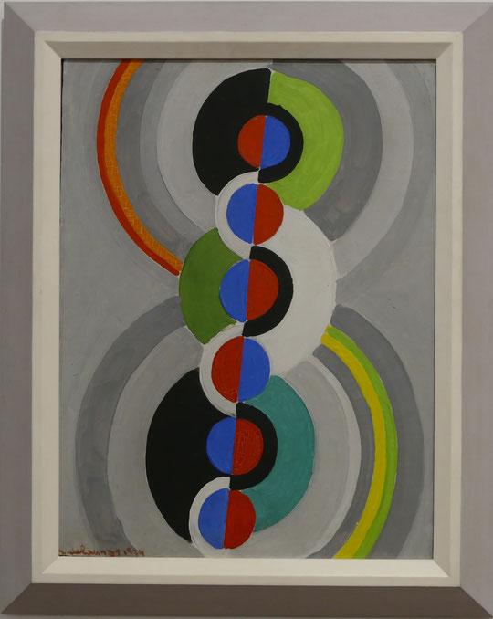 Robert Delaunay : rythme