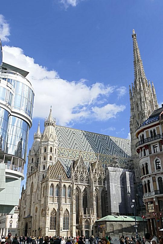 Stephansdom - la cathédrale Saint-Etienne