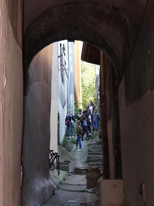 la ruelle Punaise