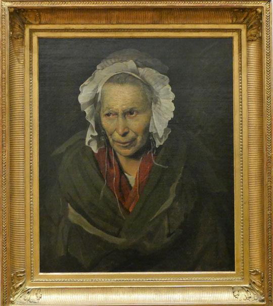 """Théodore Géricault : portrait d'une aliénée """"la monomane de l'envie"""""""