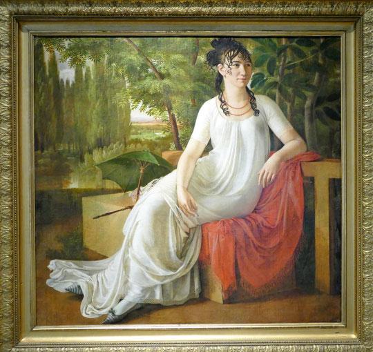 Gottlieb Schick : Wilhelmine Cotta, 1802