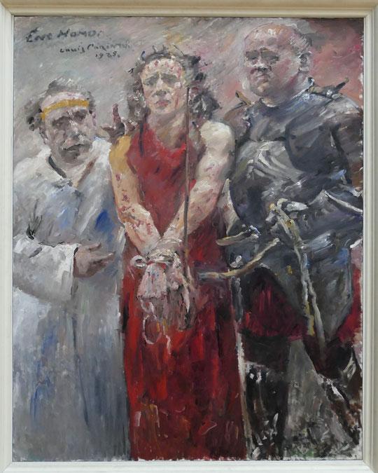 Lovis Corinth : Ecce Homo, 1925