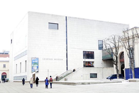 Au Musée Leopold la première grande exposition Schiele de l'année 2018