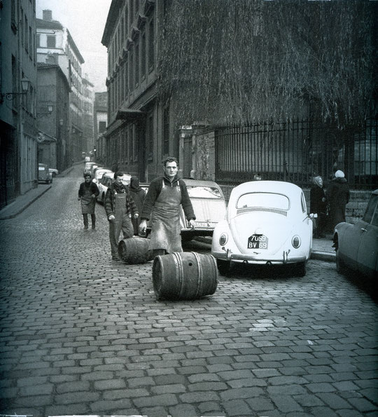 Rue Saint-Jean en 1964
