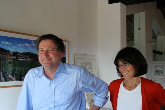 Marta et Paolo De Marchi