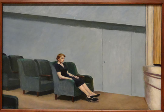 Edward Hopper : intermission