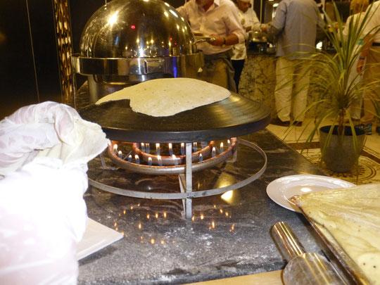 la cuisson du pain