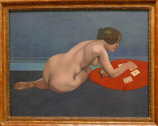 F. Vallotton : la réussite, 1912