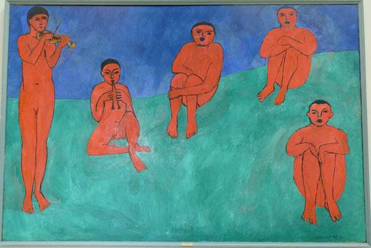 Henri Matisse (1869-1954) : musique