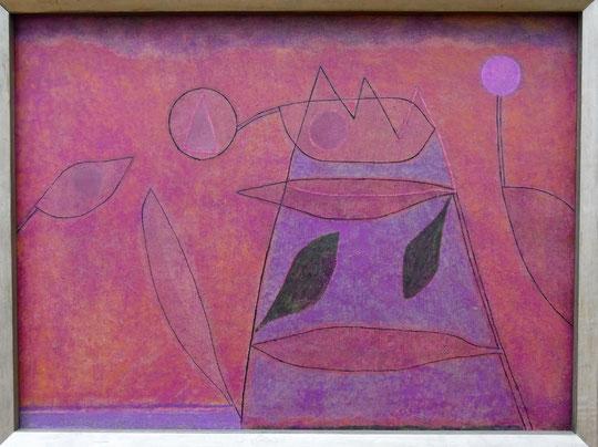 Paul Klee : sans titre, 1933