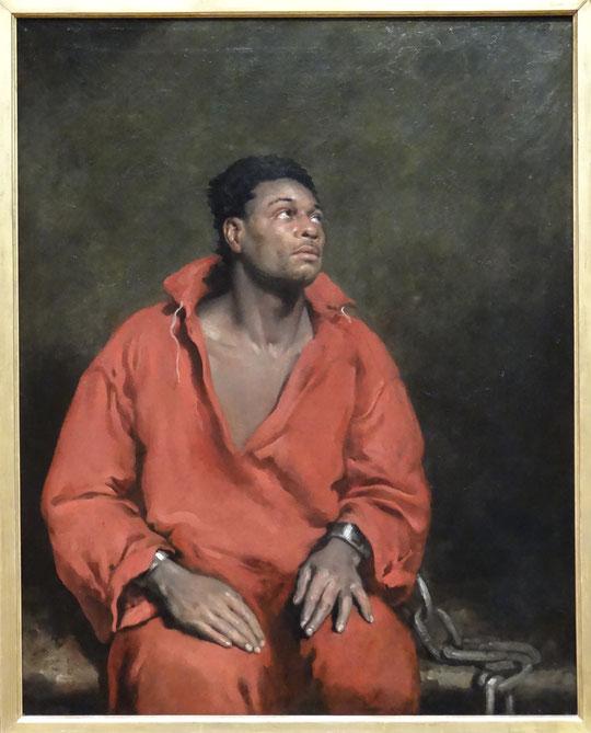 esclave enchaîné