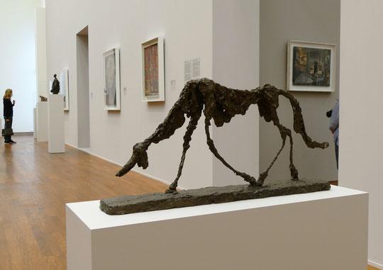 Alberto Giacometti : le chien, 1951