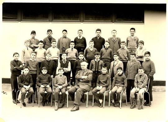 1960-1961, classe de 5e