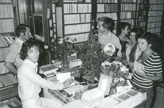 René Belleto signe aux Nouveautés en 1976