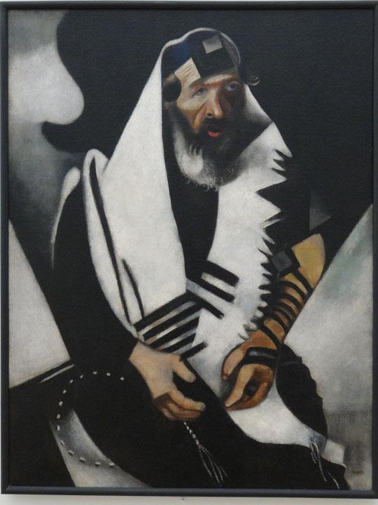 Marc Chagall : juif en prière