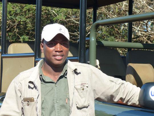 notre guide-ranger, Monsieur Effe (photo Annie Bentolila)