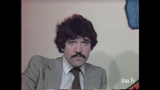Gérard Collomb, campagne électorale de 1981
