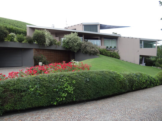 Des constructions modernes p g flacsu histoire et for Marcarino arredamenti