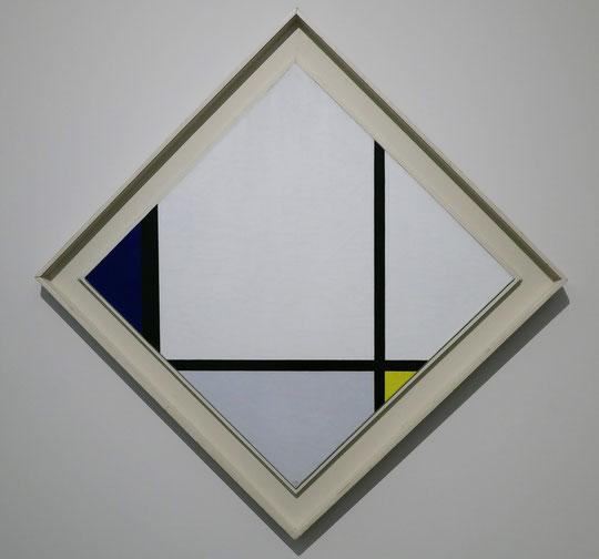 P. Mondrian : tableau n° 1, 1925