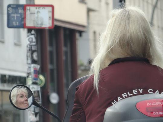 Walkyrie en Harley