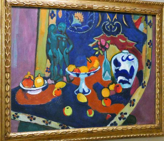 Henri Matisse (1869-1954) : fruits et bronzes