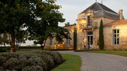 Château Cordeillan-Bages à Pauillac