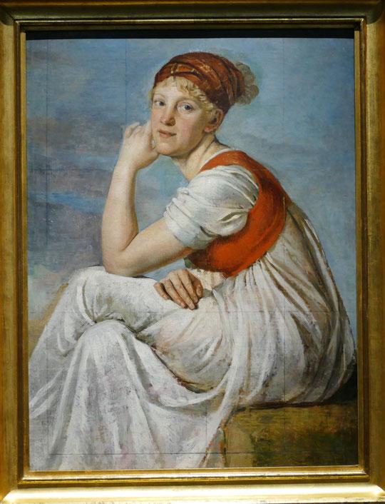 Gottlieb Schick : Henrike Dannecker, 1802