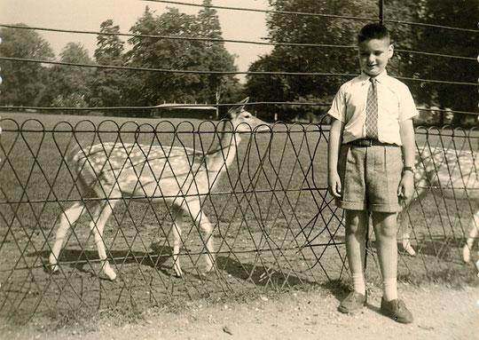 en 1956, j'ai 8 ans