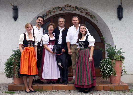 The Breitsamer-Maier family