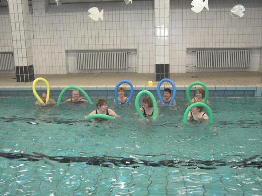 FWF-Wassergymnastik