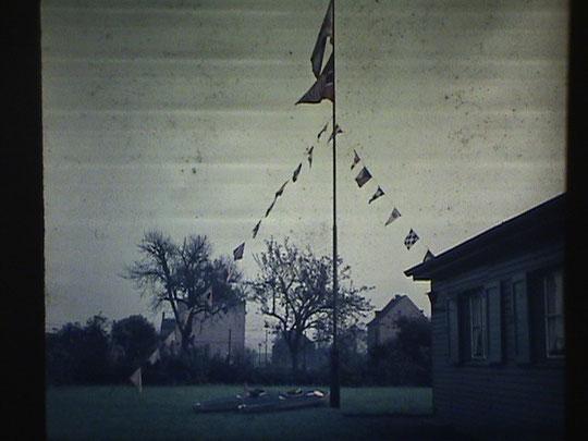 Bootshaus FWF 1956