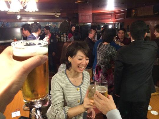 関西人脈塾の司会と言えば 林裕美さん。いつもありがとうございます!
