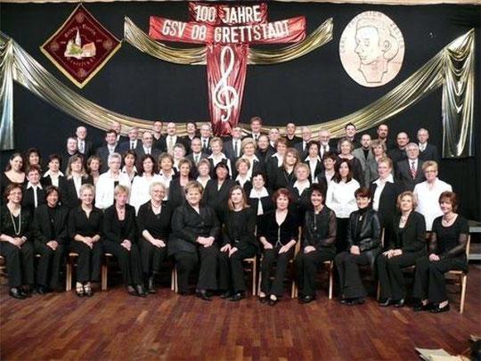 100-jähriges Jubiläum 2008