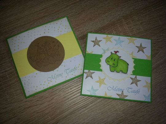 CD Hüllen für Babybilder