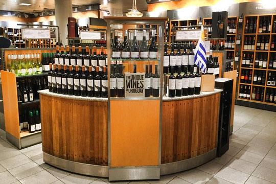 Atlantik Weine Uruguay Südamerika Berlin Tannat Malbec KadeWe