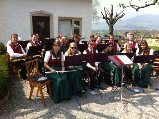 Kastanienblütenfest 2013